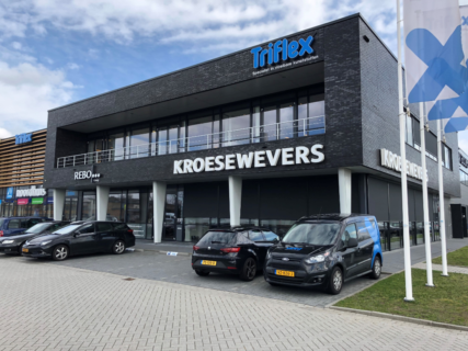 Vestiging Zwolle Kroese Wevers