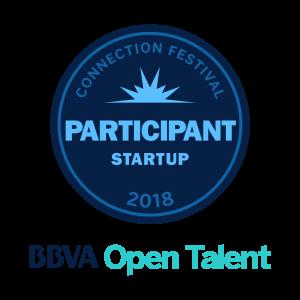 BBVA Opentalent Finalist