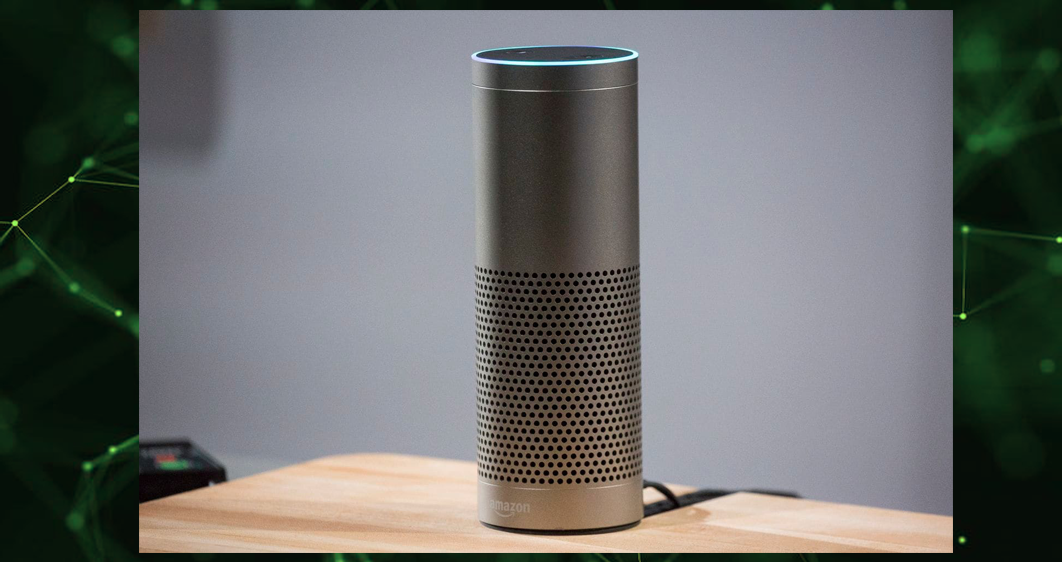 Internal threats: Amazon Alexa