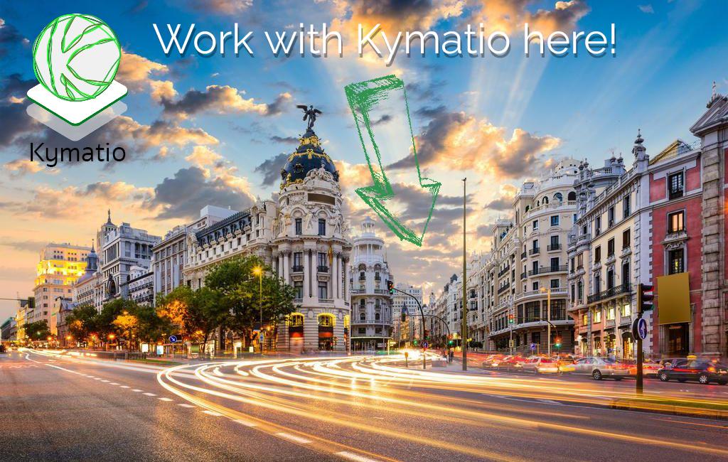 Kymatio en Madrid. Calle Gran Vía, 28, 28013 Madrid