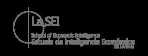Logo La_SEI. Escuela de Inteligencia Económica