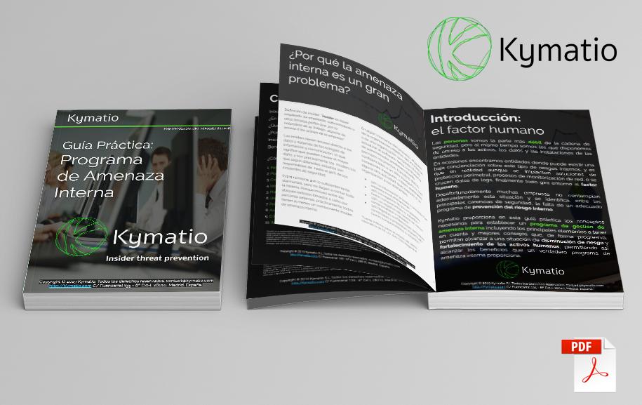 Kymatio Guía Programa de Amenaza Interna