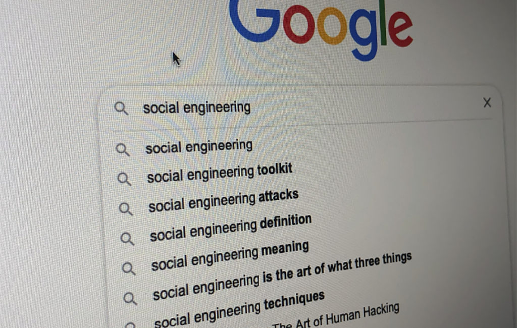 Kymatio about Social engineering