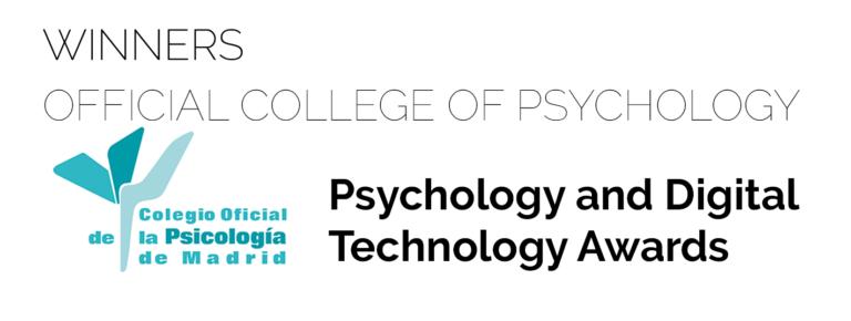 Kymatio Winner. Psychology and Digital Technology Awards