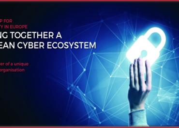 Las 8 startups de #ciberseguridad más prometedoras han sido nominadas para el premio ECSO European Cybersecurity STARtup Award (¡Y sí, Kymatio es una de las finalistas!)
