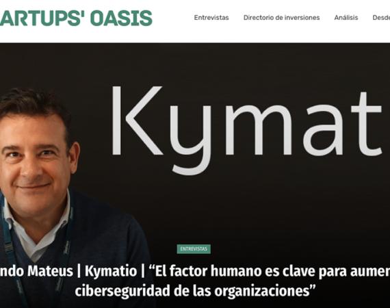 Fernando Mateus en StartupOasis