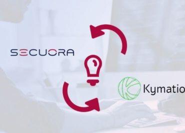 Partnership: Secuora se convierte en partner de Kymatio
