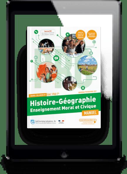 Image produit Histoire-Géographie-EMC Tle bac pro