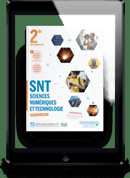 Image produit SNT 2de