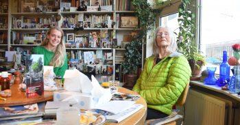 Foto: Sarai Zwinnen | Een Mantelaar-bezoek bij Carry & Richard