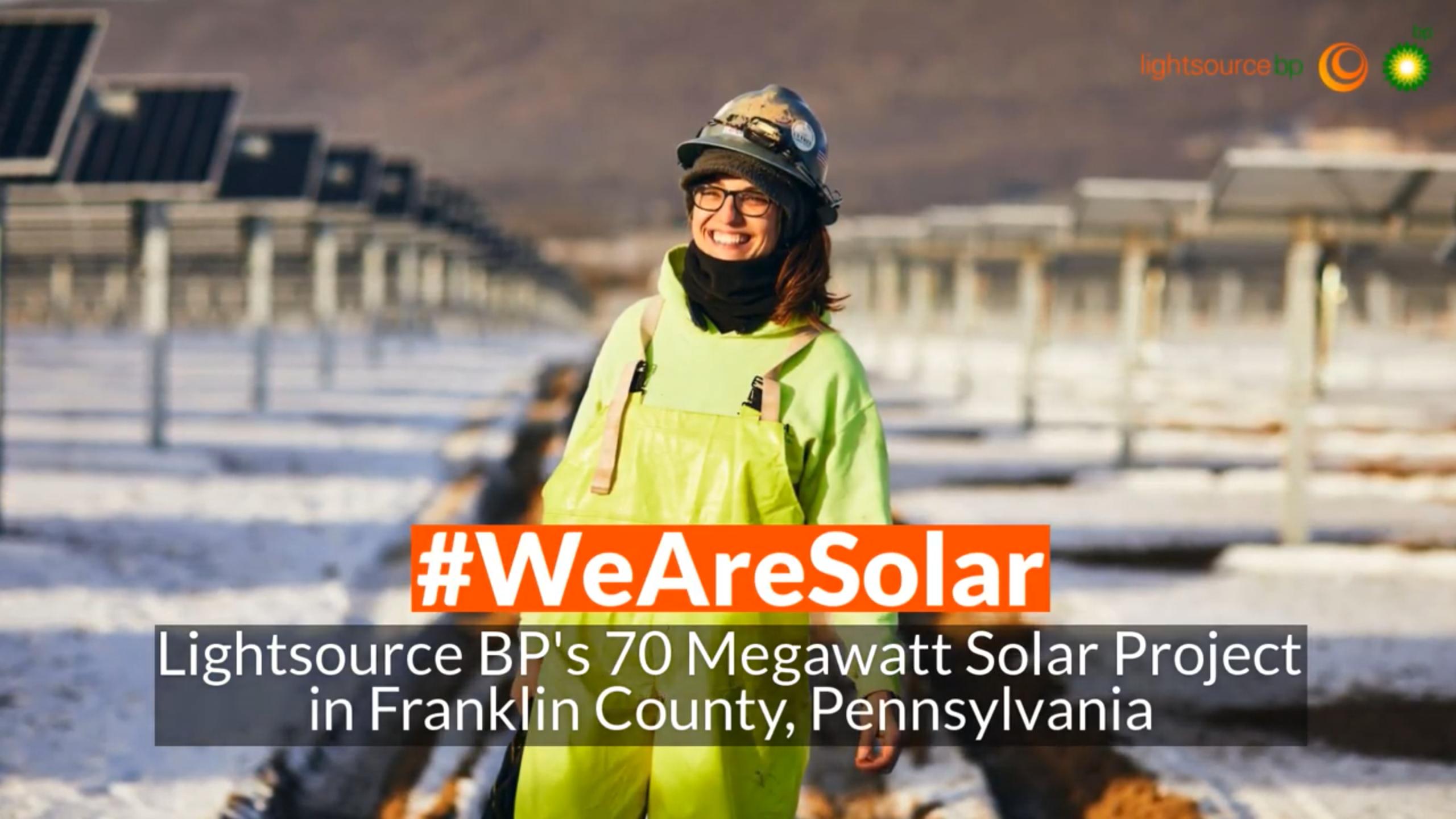 WeAreSolar-construction-in-Pennsylvania