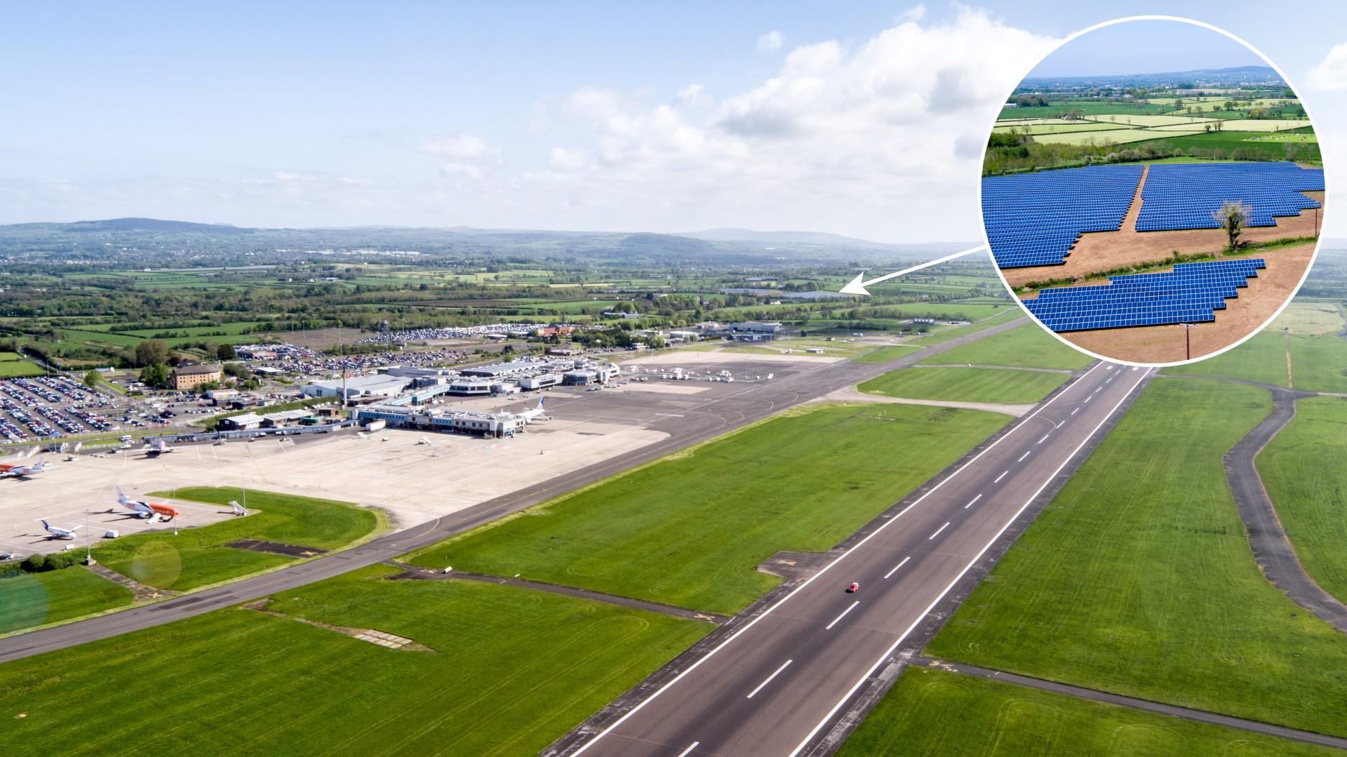 Belfast-International-Airport-Crookedstone-Solar-Farm-ID-680764