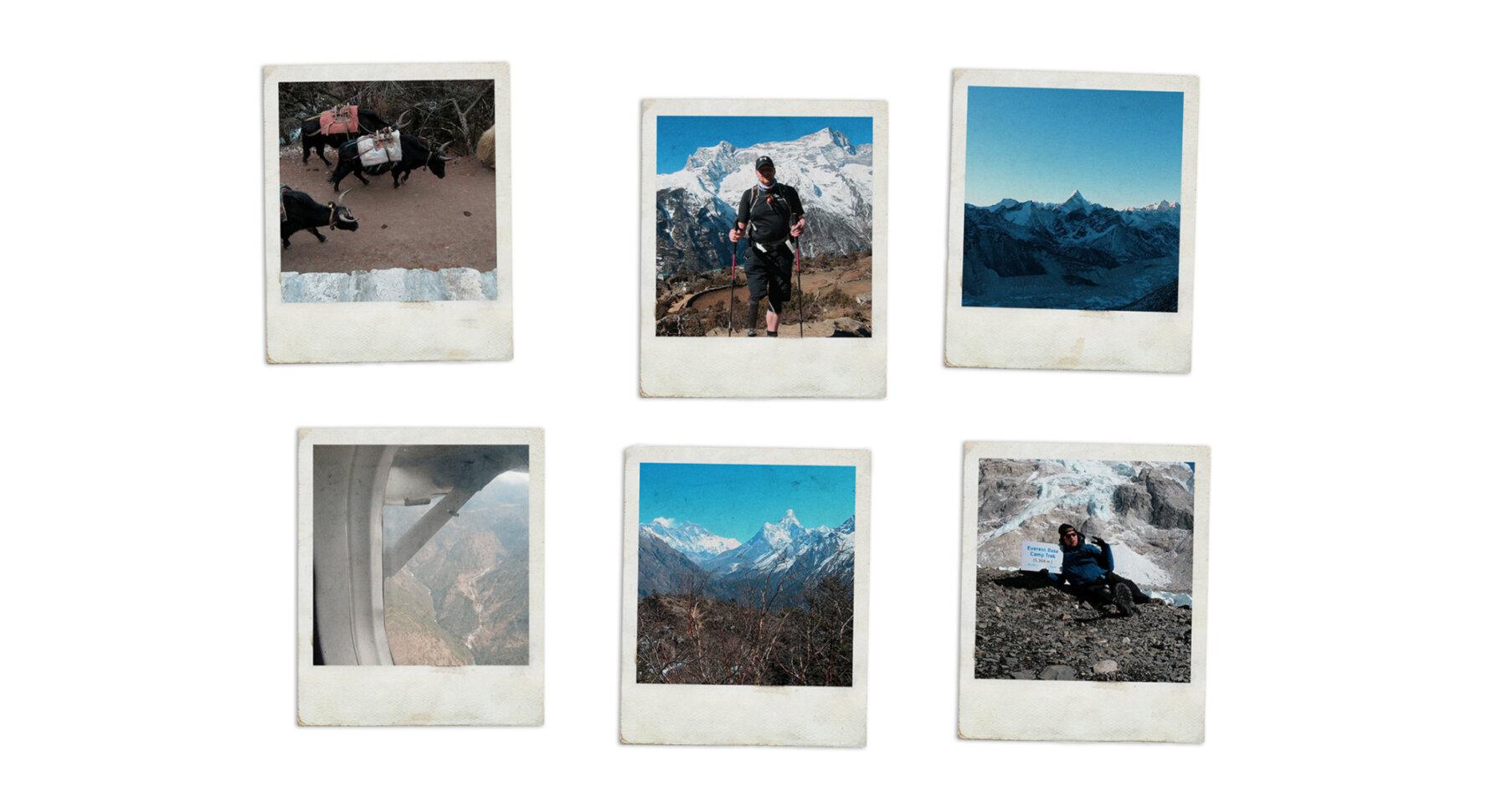 Lee Chapman Memories Everest 5