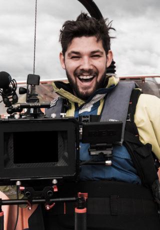 James Galbraith Camera Op Editor 1