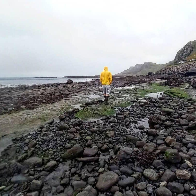 Finding footprints 👣