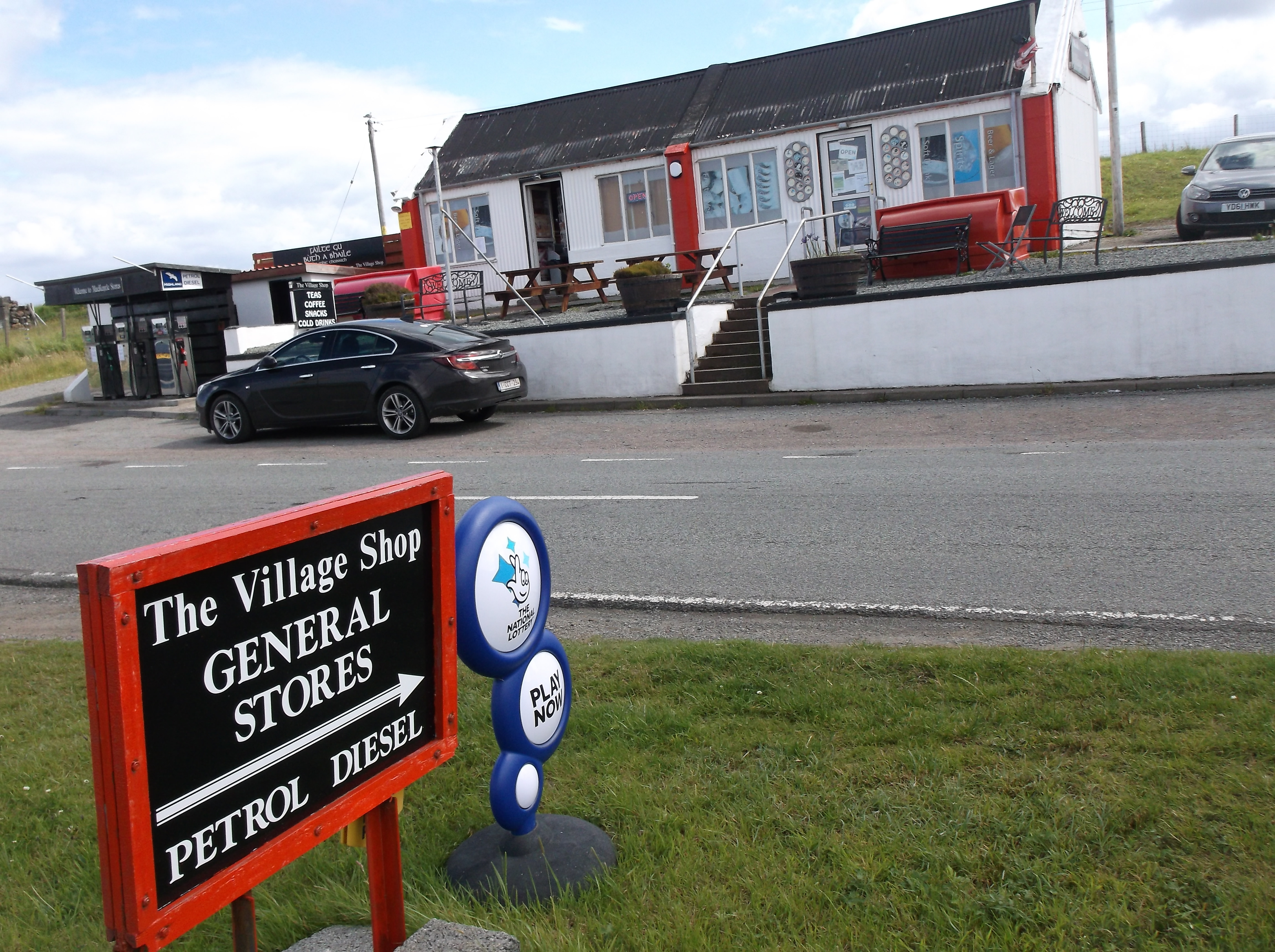 Businesses in Staffin spring into new season