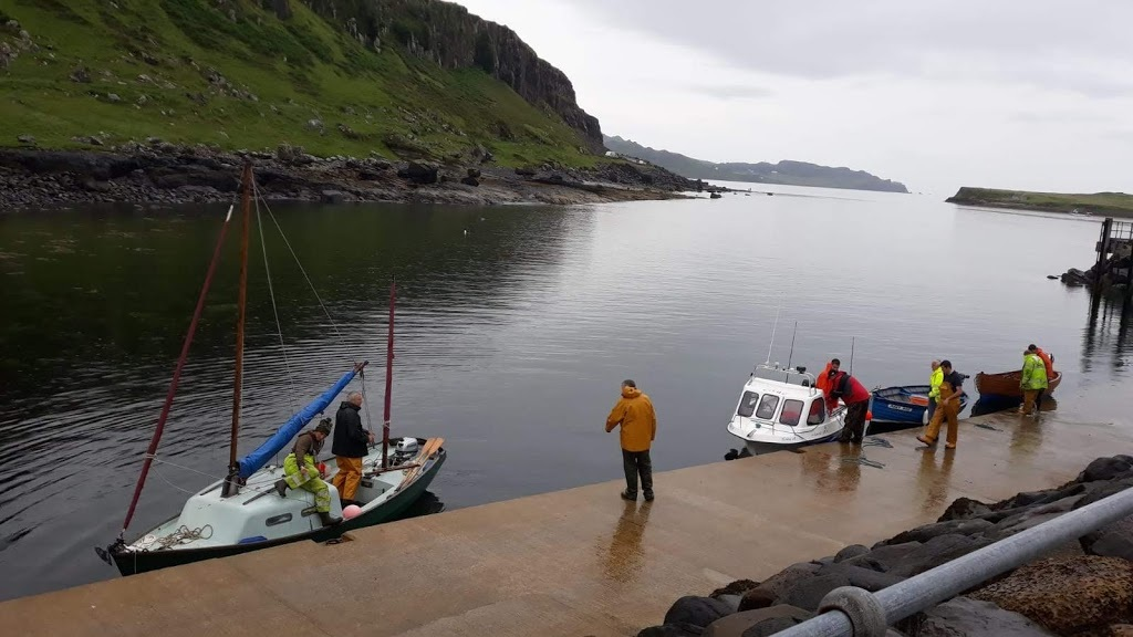 Staffin Slipway Redevelopment