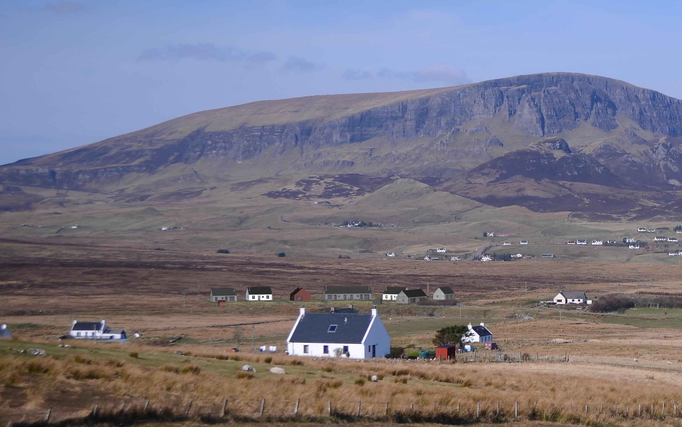 Tender issued for Staffin housing, health and business development