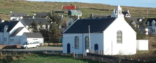 Christmas Eve Service in Staffin