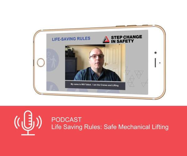 Podcast LSR Safe Mechanical Lifting 600x500