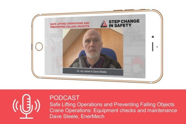 Podcast: EnerMech: Crane Operations - equipment checks