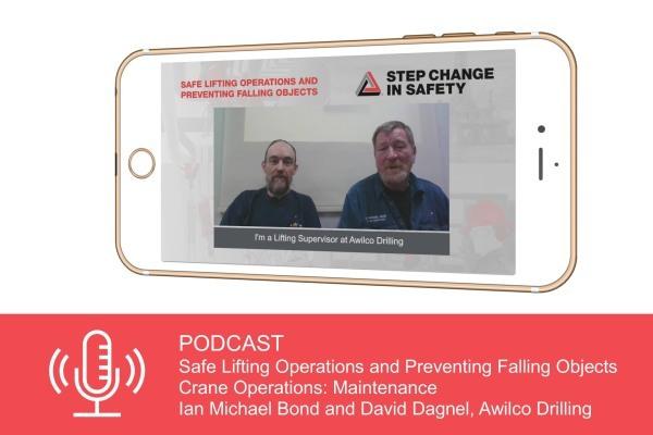 Podcast: Awilco Drilling: Crane Operations - maintenance