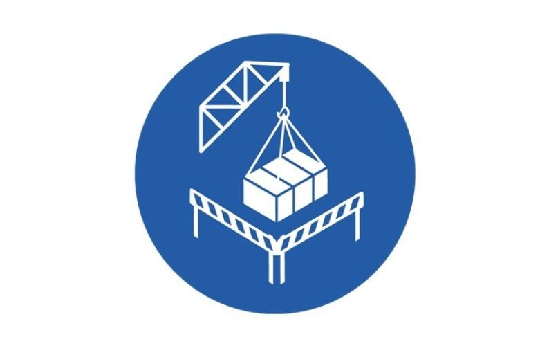 Safe Mechanical Lifting page icon