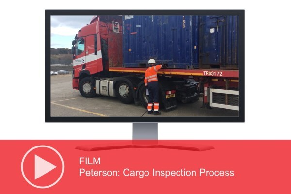 Peterson: Cargo Inspection Process video