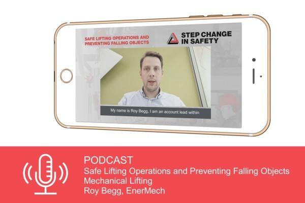 Podcast: EnerMech: Mechanical Lifting