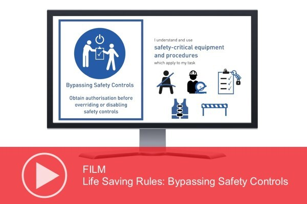 Video: Life Saving Rules – Bypassing Safety Controls