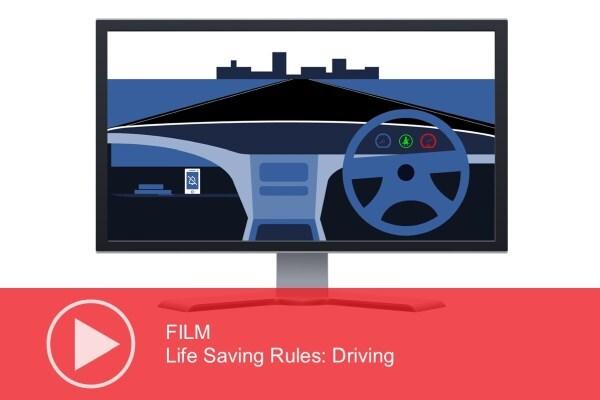 Video: Life Saving Rules – Driving