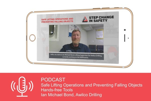 Podcast: Awilco Drilling: Hands-free Tools