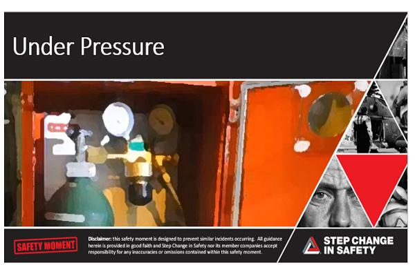 Under pressure image 2