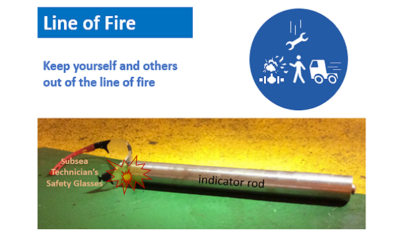 Indicator rod image
