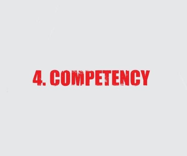 4 Competency