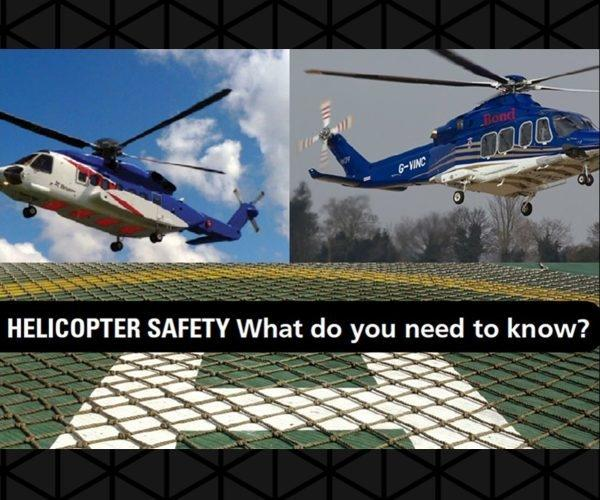 Helicopter z fold flyer 600x500