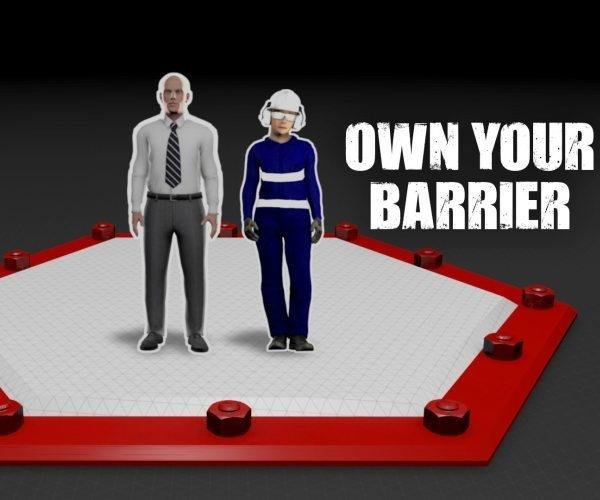Own Your Barrier film 600x500
