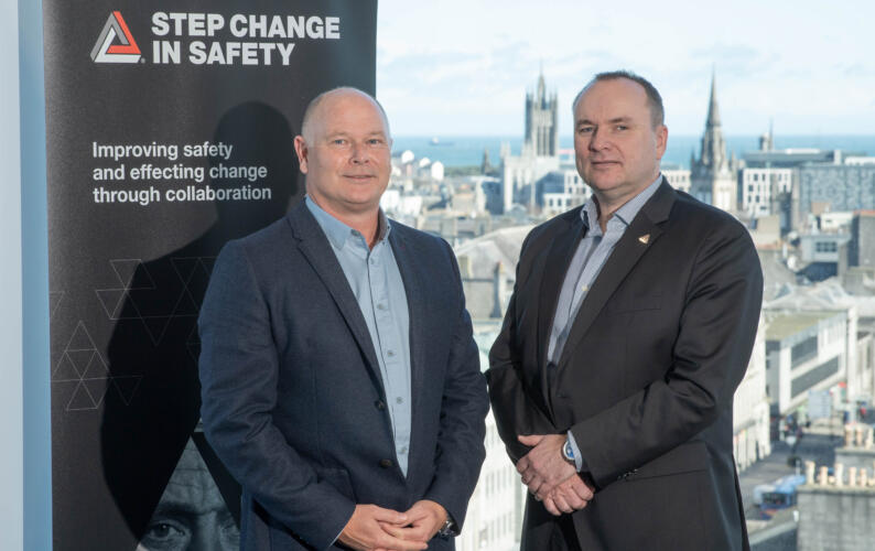 Step Change in Safety co Chairs