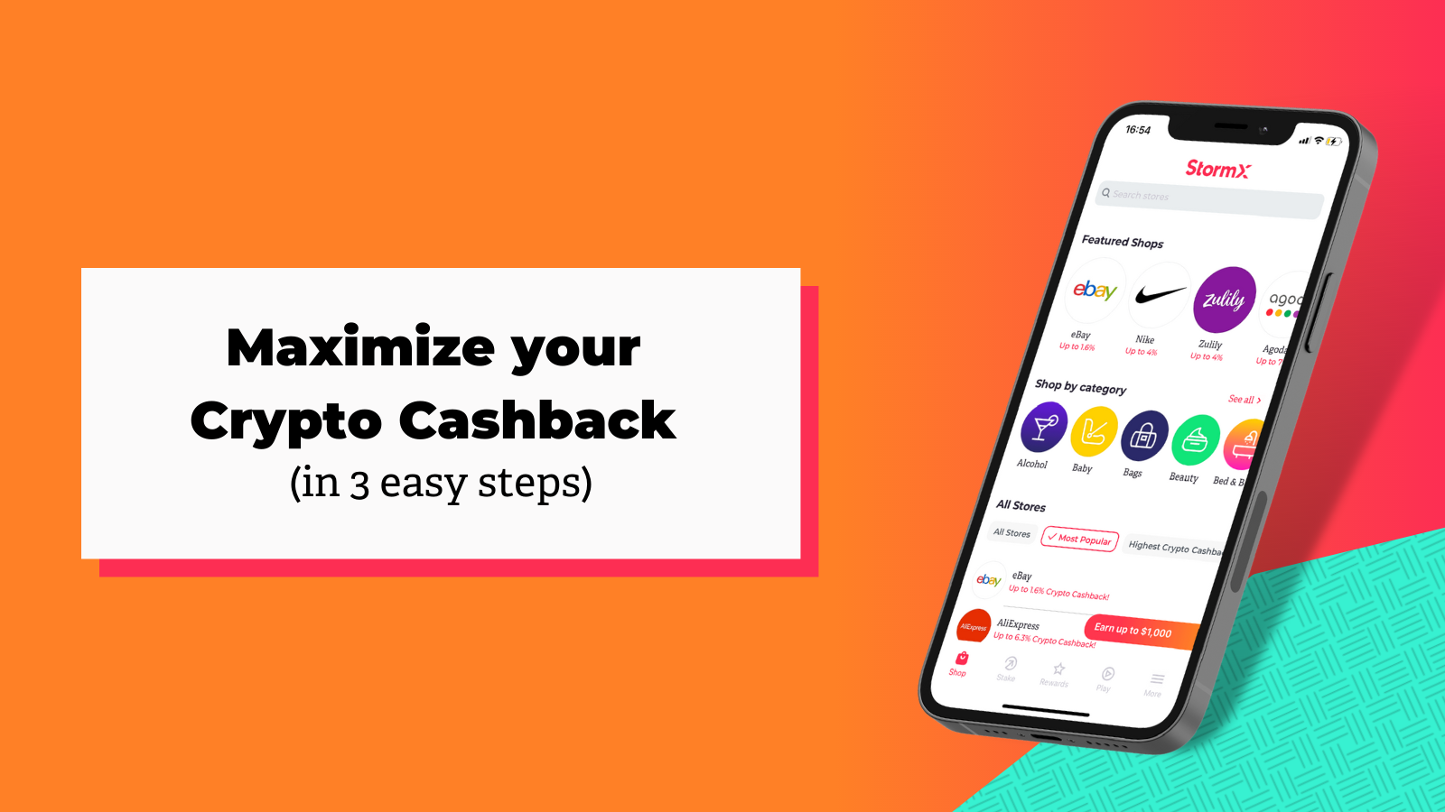 Maximize your Crypto Cashback (in 3 easy steps)