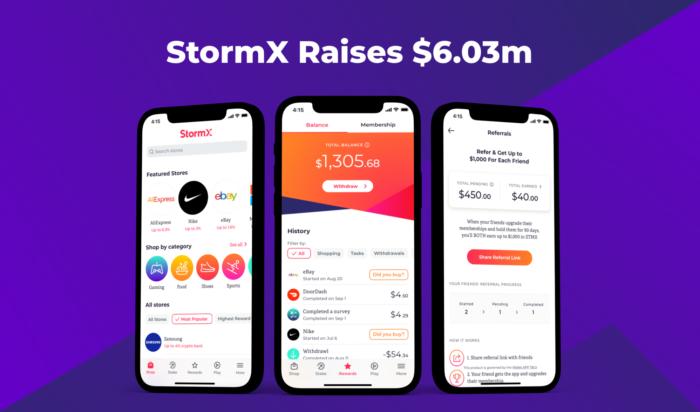 Storm X Growth Round