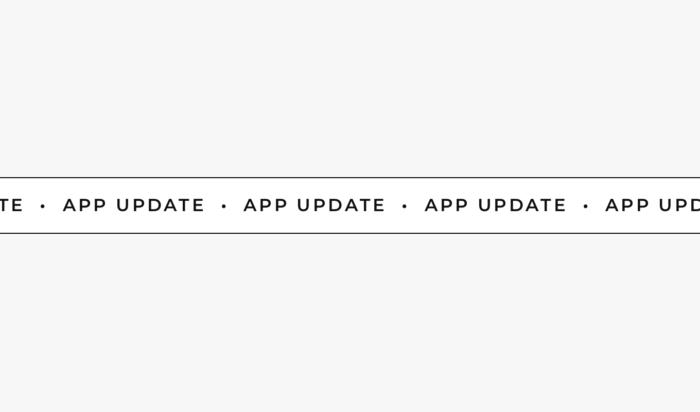 App update
