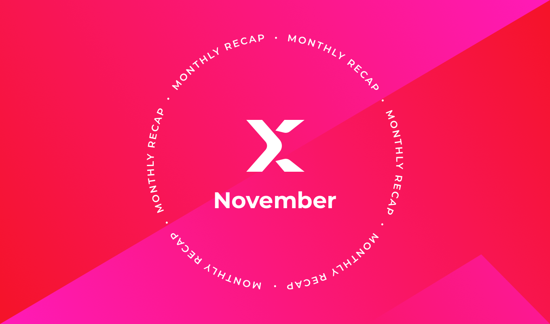 November recap