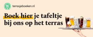 Boek direct een tafel via Terrasjeboeken.nl!