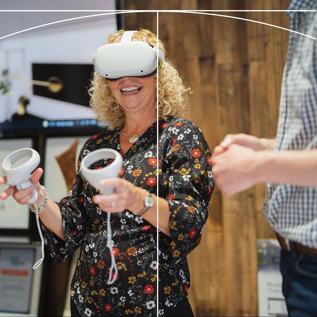 Virtual Reality give