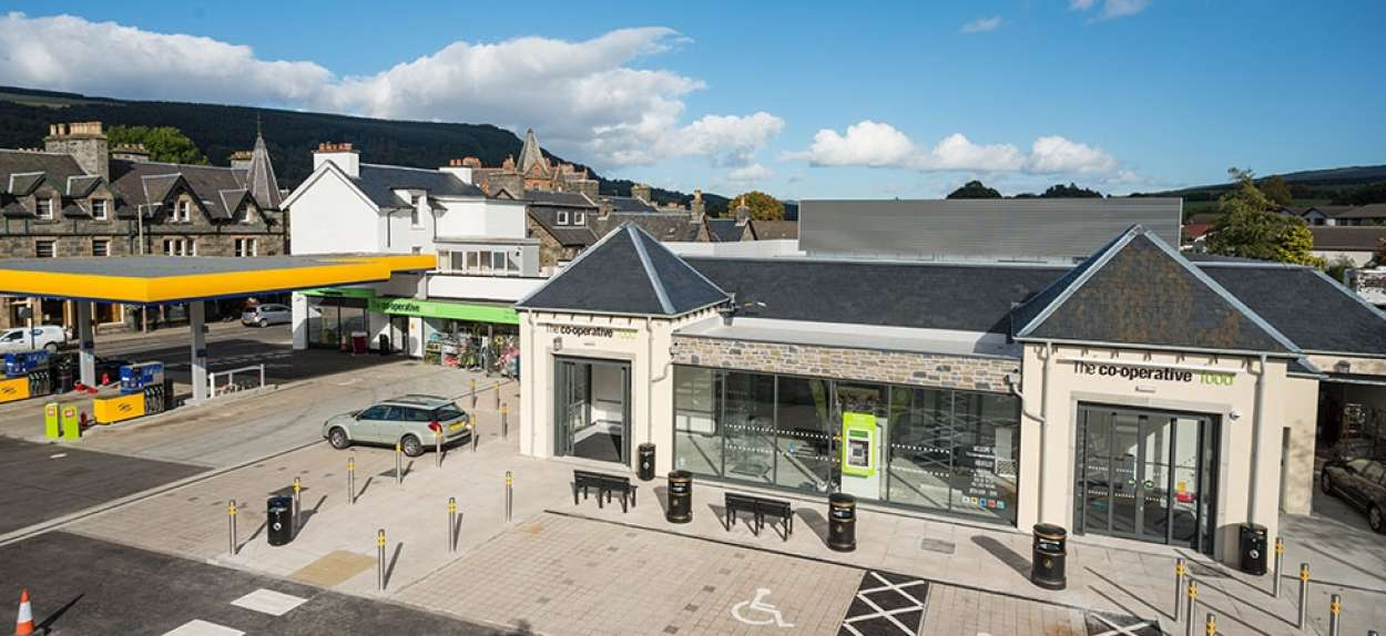 CO-OPERATIVE ABERFELDY