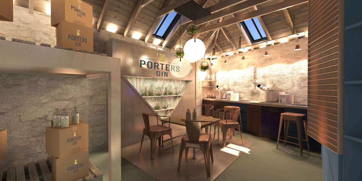HOW TO CREATE ATMOSPHERE WITHIN HOSPITALITY INTERIORS