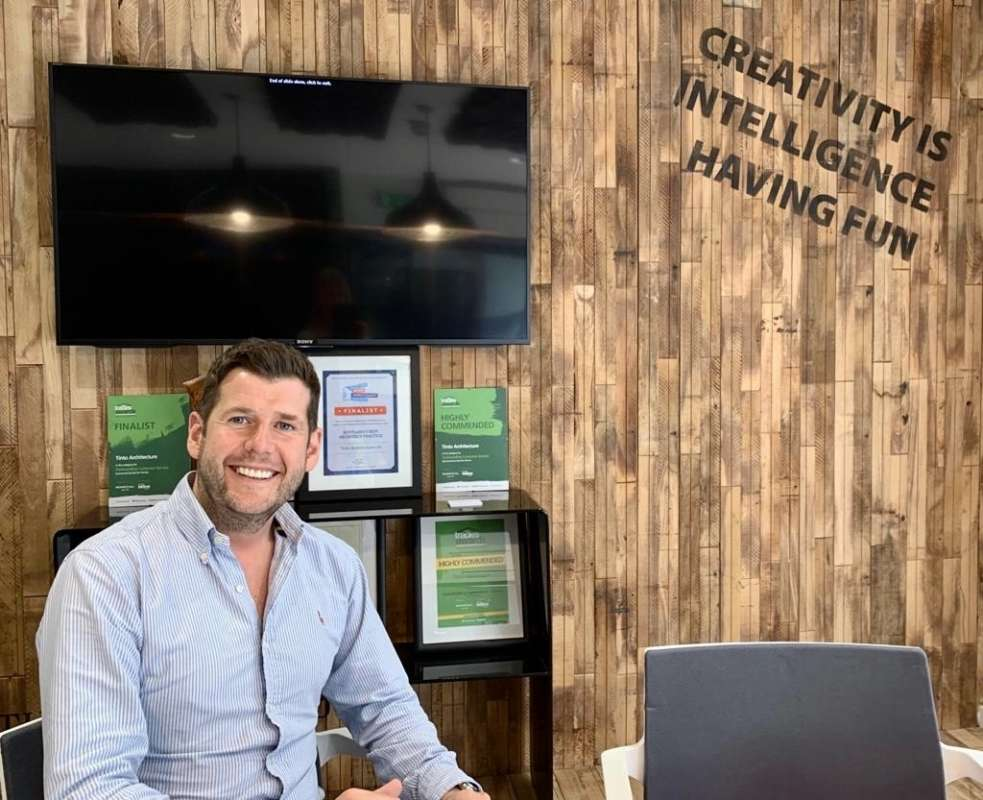 The psychology behind effective office designs: a Q&A with Richard Tinto