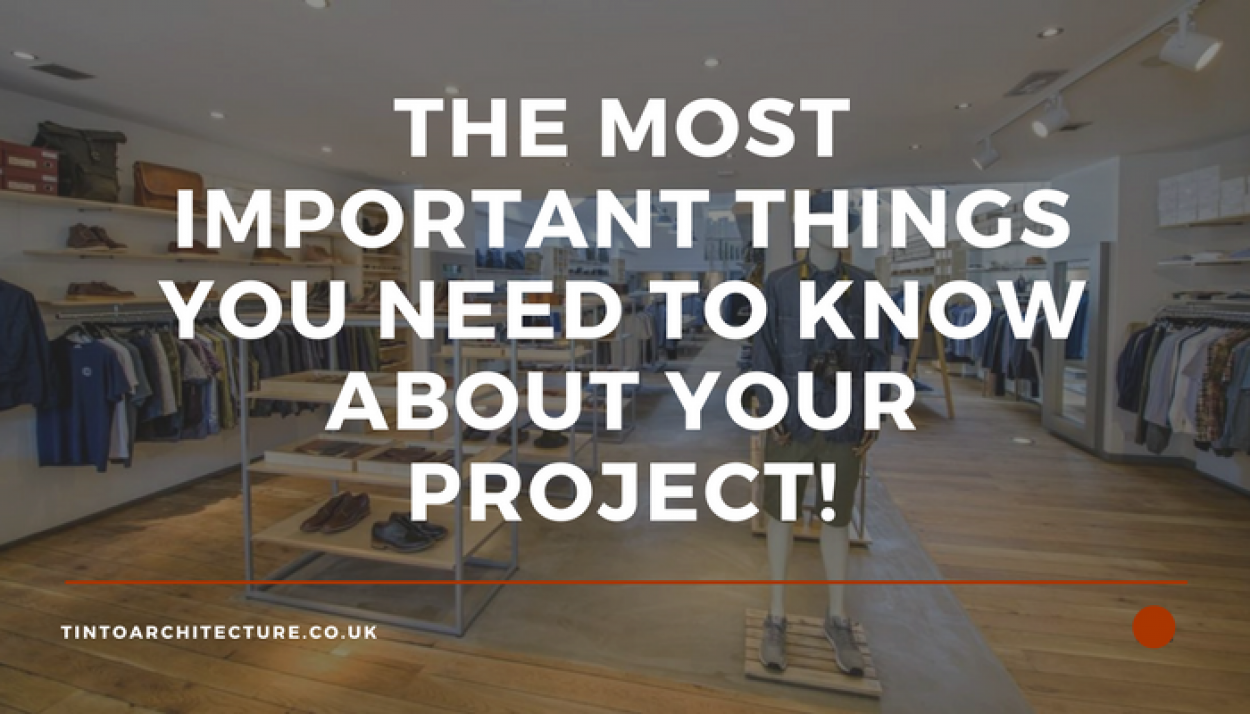 The Most Important Things to Know about Your Building Project!