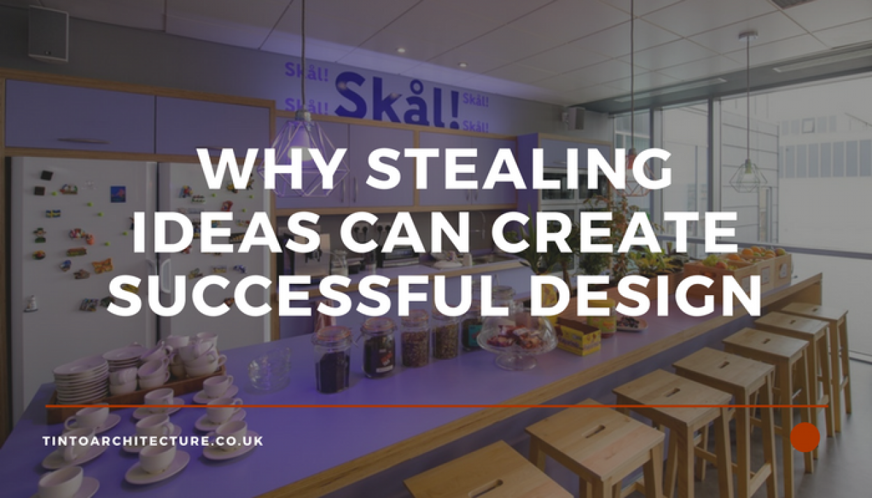 Why Stealing Ideas Can Create Successful Design