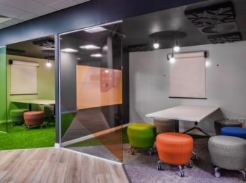The rise of collaboration spaces in offices, and how to create one